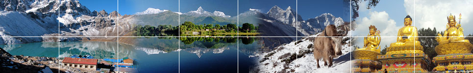 Tour Nepal Banners Linkedin Marketing Banners